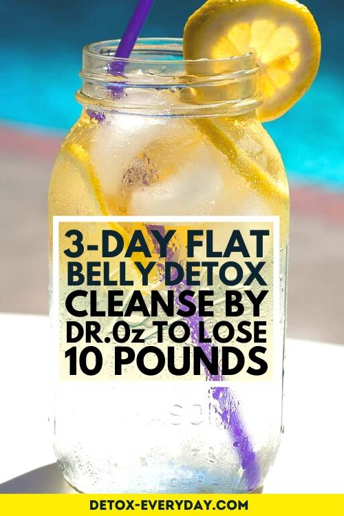 three-day-detox-cleanse-by-dr-0z-to-banish-your-belly